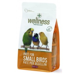 Padovan Wellness Pate' Small Birds gr 600 (pastoncino per uccelli)