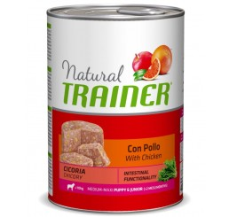 Trainer Natural Cane Puppy Junior Medio Maxi 400 gr