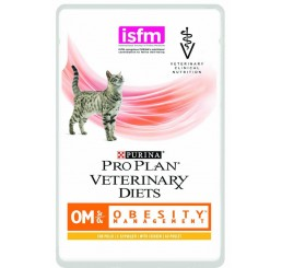 Purina Proplan Veterinary Diet Gatto Busta OM Obesity Management con Pollo gr. 85