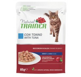 Trainer Natural Gatto Busta gr. 85 Adult Tonno