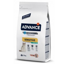 Affinity Advance Gatto Sensitive Sterilizzato Salmone Kg 1.5