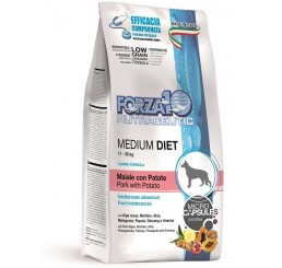 Forza10 Medium Diet Maiale con Patate kg 1,5