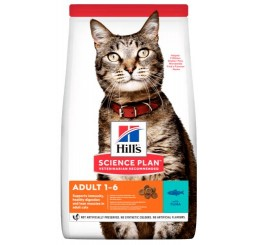 Hill's Science Plan Feline Adult Kg 1,5 Tonno