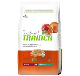 Trainer Natural Maturity Medium Pollo Fresco Kg 12