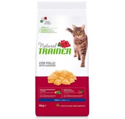 Trainer Natural Gatto Pollo Fresco Kg 10